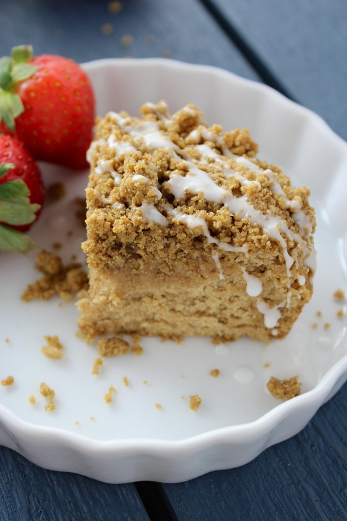 Perfect Gluten Free Coffee Cake