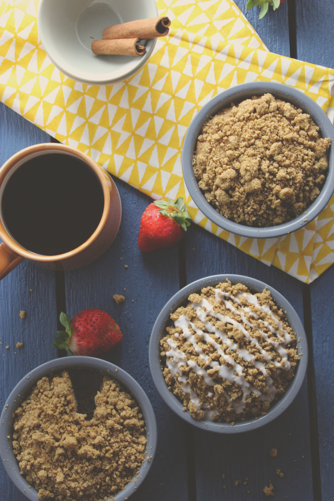 Perfect Gluten Free and Vegan Coffee Cake – The Fitchen
