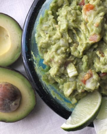 The Best Guacamole on Earth