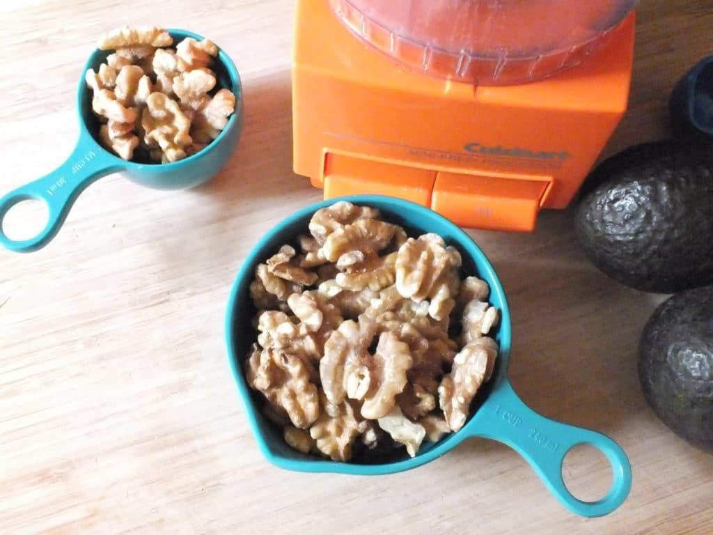 Walnuts Mixer
