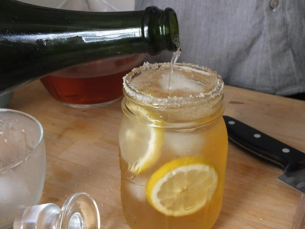 drink likör 43 citron