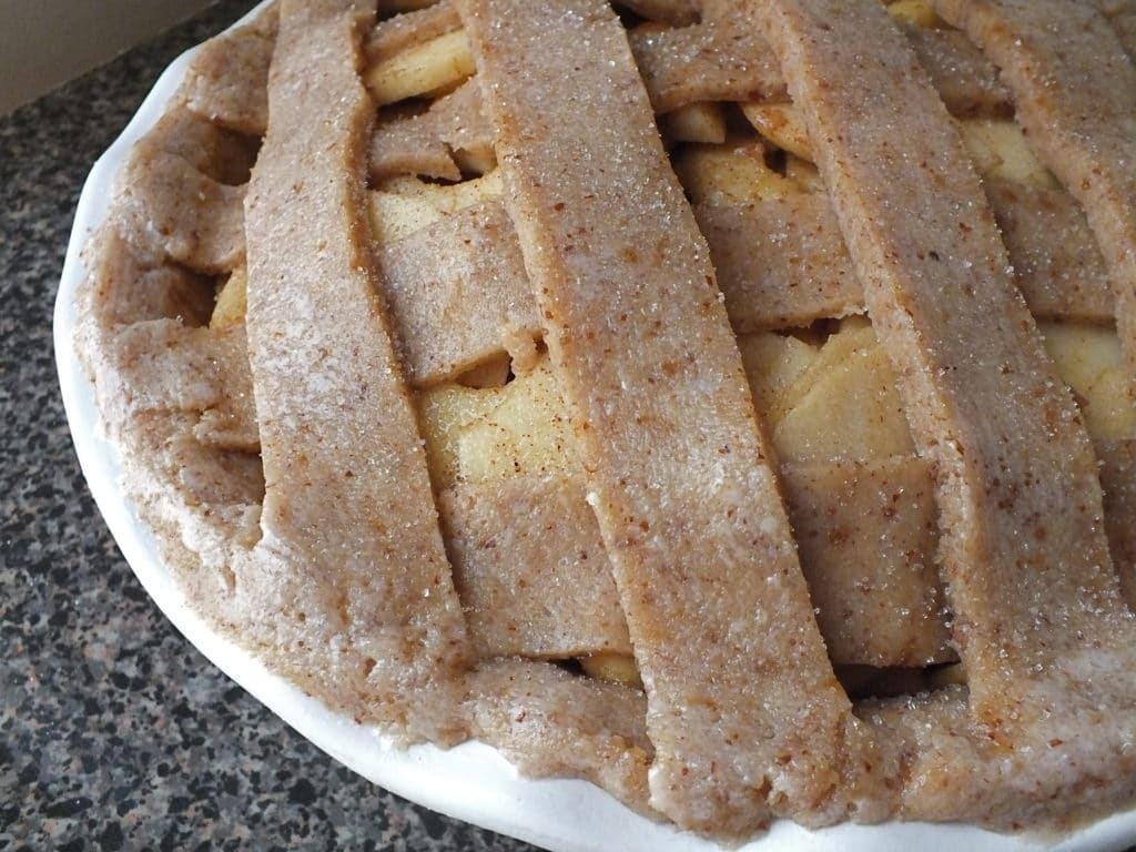 Americana Apple Pie Ready to Bake