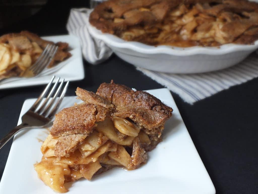 Vegan Gluten Free Apple Pie