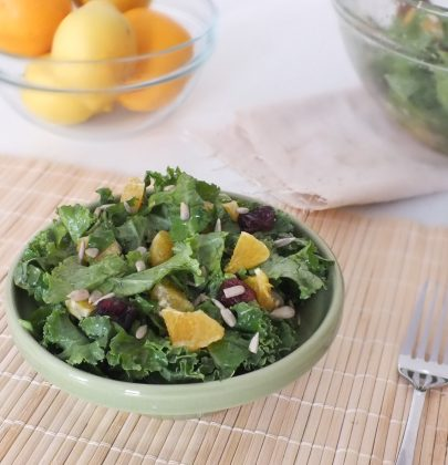 Citrus Kale Salad