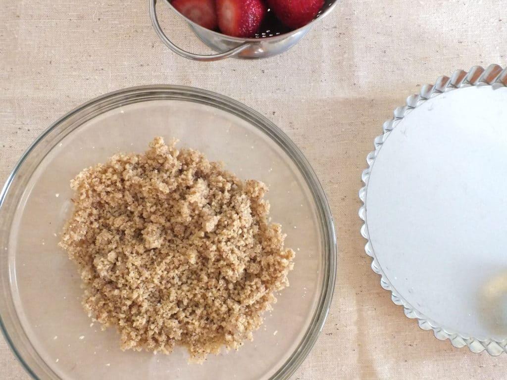 Strawberries and Cream Tart Mix