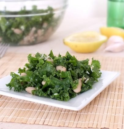 Kale and White Bean Salad