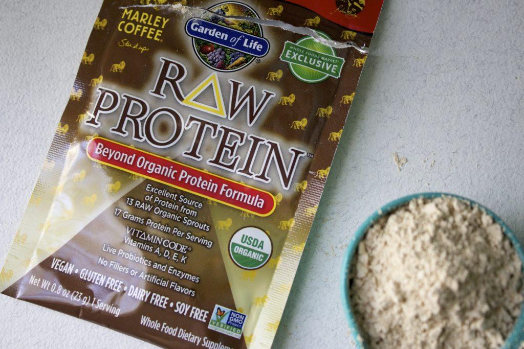 Organic Protein Formula