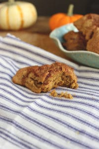 Spiced Pumpkin Chai Scones
