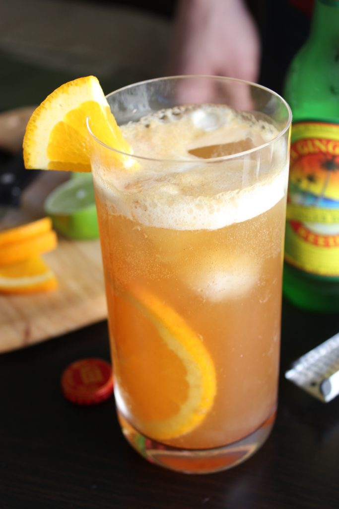 Dark 'n Stormy Orange