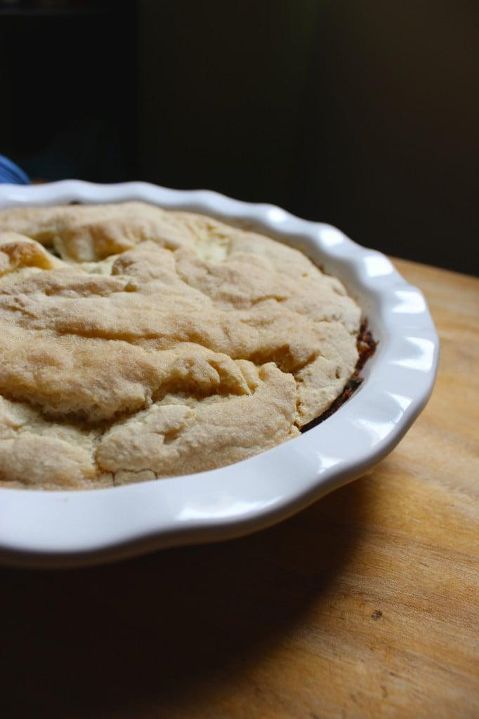 Easy Gluten-Free Pot Pie