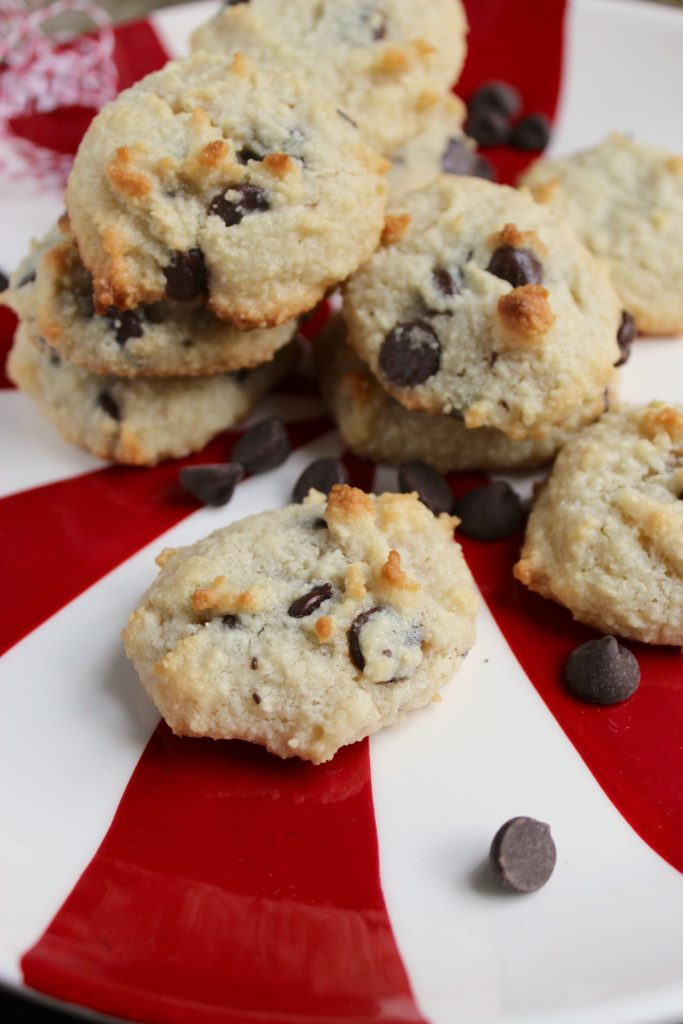 9 Chocolate Chip Cookies