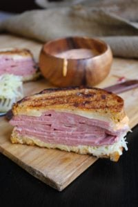 Hearty Reuben Sandwich
