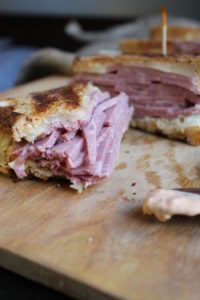 Hearty Reuben Sandwich