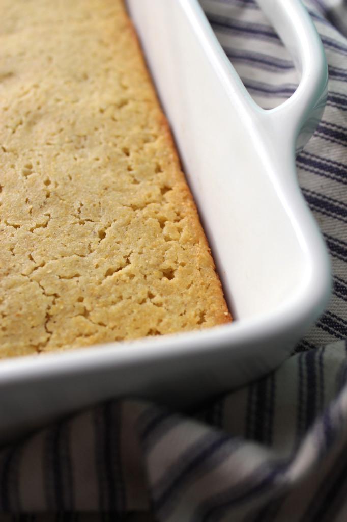 Cajun Sautéed Greens and Gluten-free Cornbread