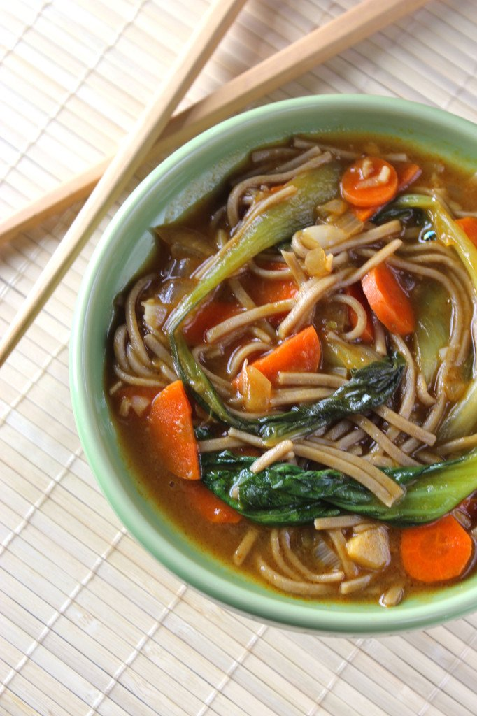 Turkey Soba Noodle Soup Recipes — Dishmaps