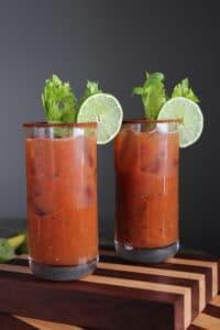 Chili Mango Bloody Mary