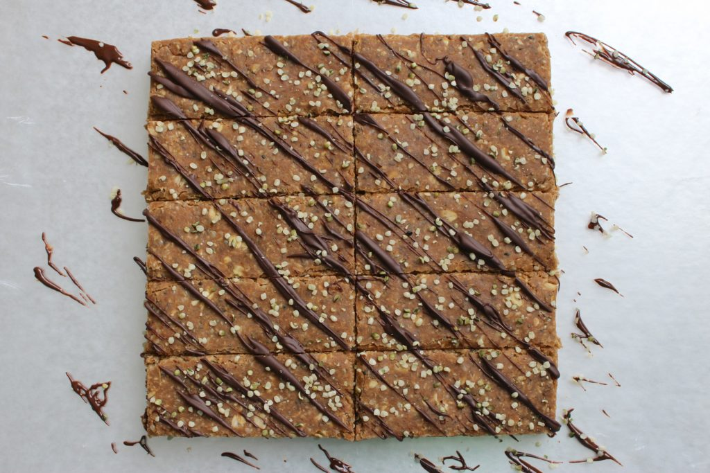 Gluten Free and Vegan Protein Bars