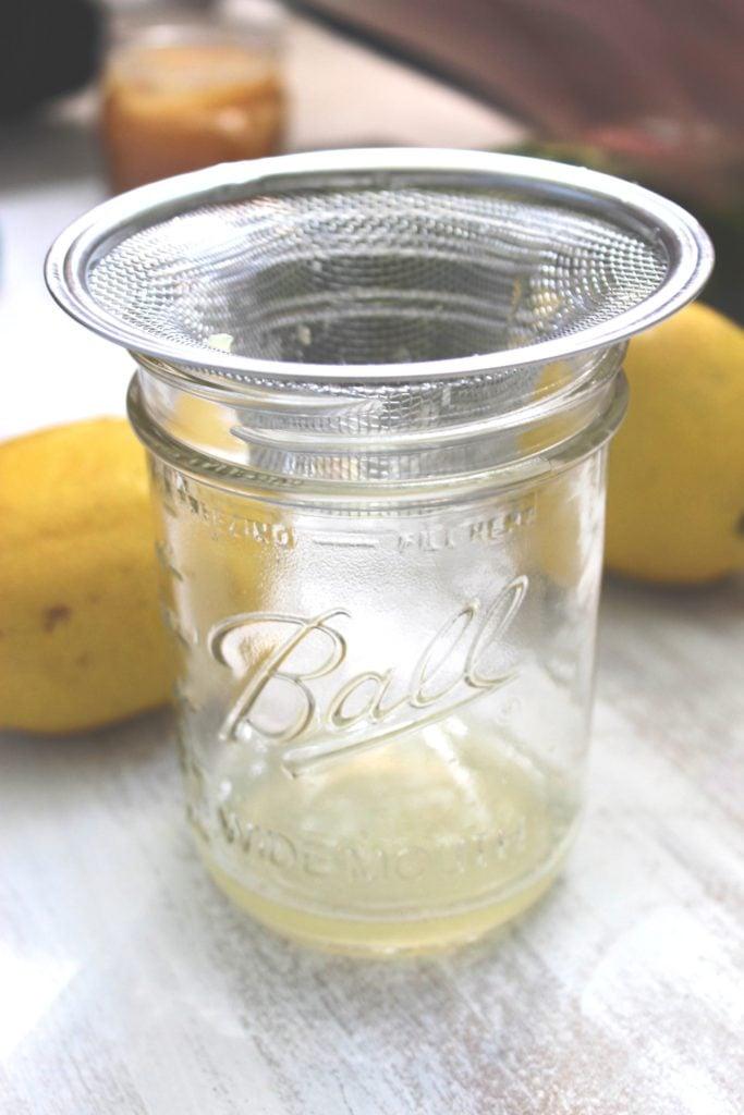 Lemons Jar