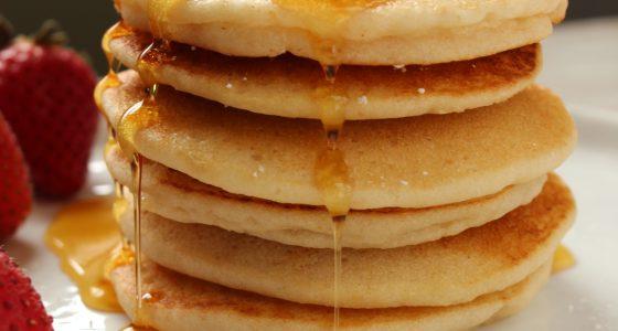 Perfect Gluten Free and Vegan Pancakes