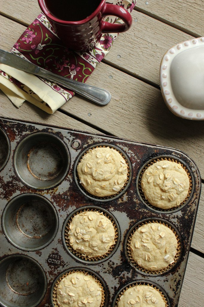 30-Minute Vegan and Gluten Free Muffins