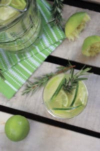 Gin and Tonic Sangria – The Fitchen