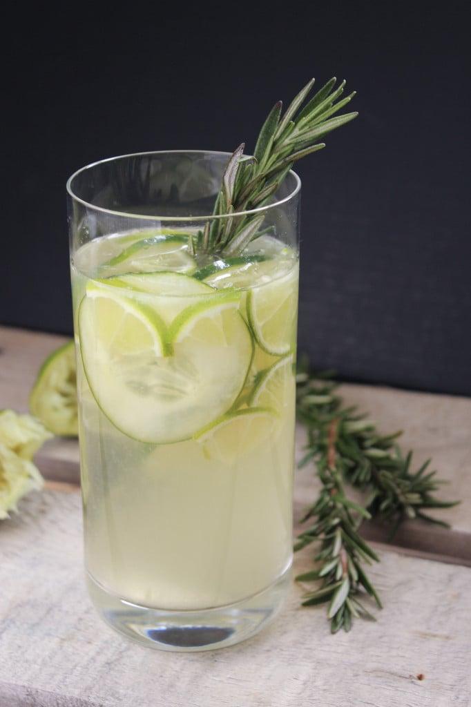 Gin and Tonic Sangria