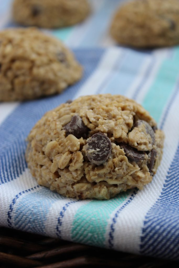 Best Ever Oatmeal Chocolate Chip Cookies – Vegan and Gluten Free