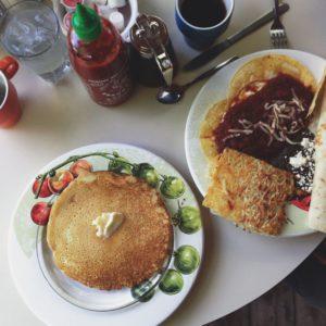 Road Trip Food Recap