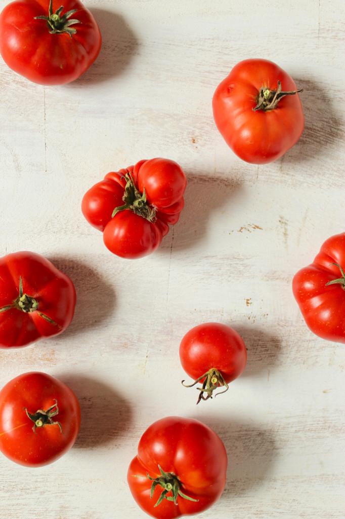 Heirloom Tomato Pesto Panini