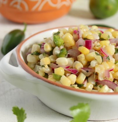 """Chipotle's"" Corn Salsa"
