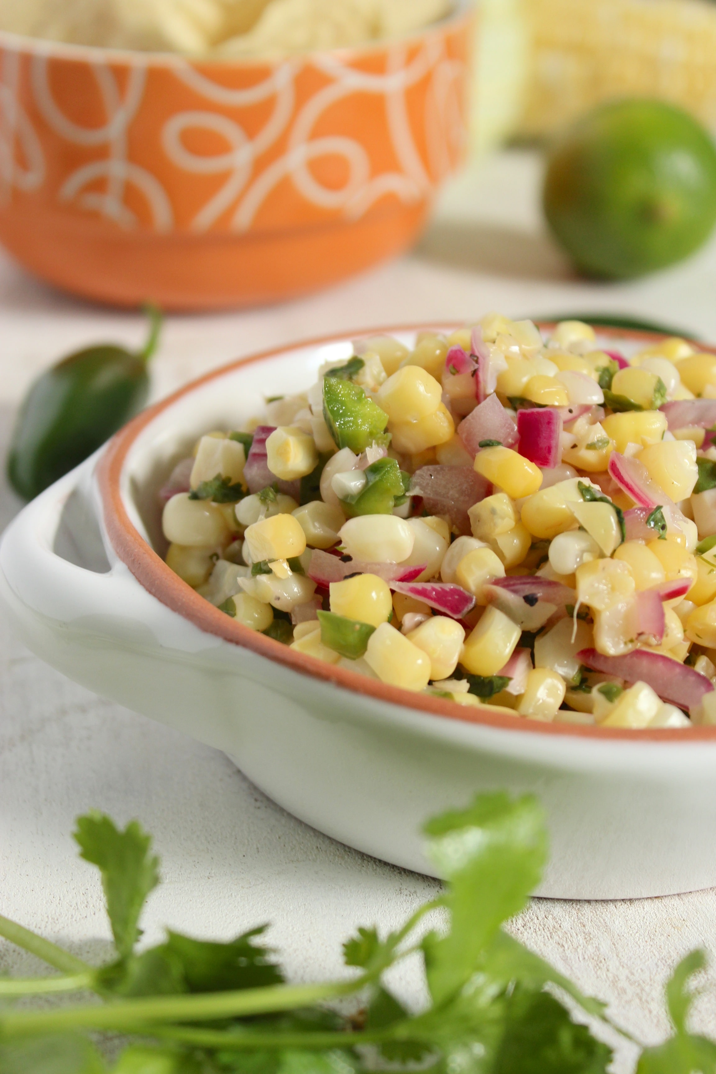 Chipotles Corn Salsa