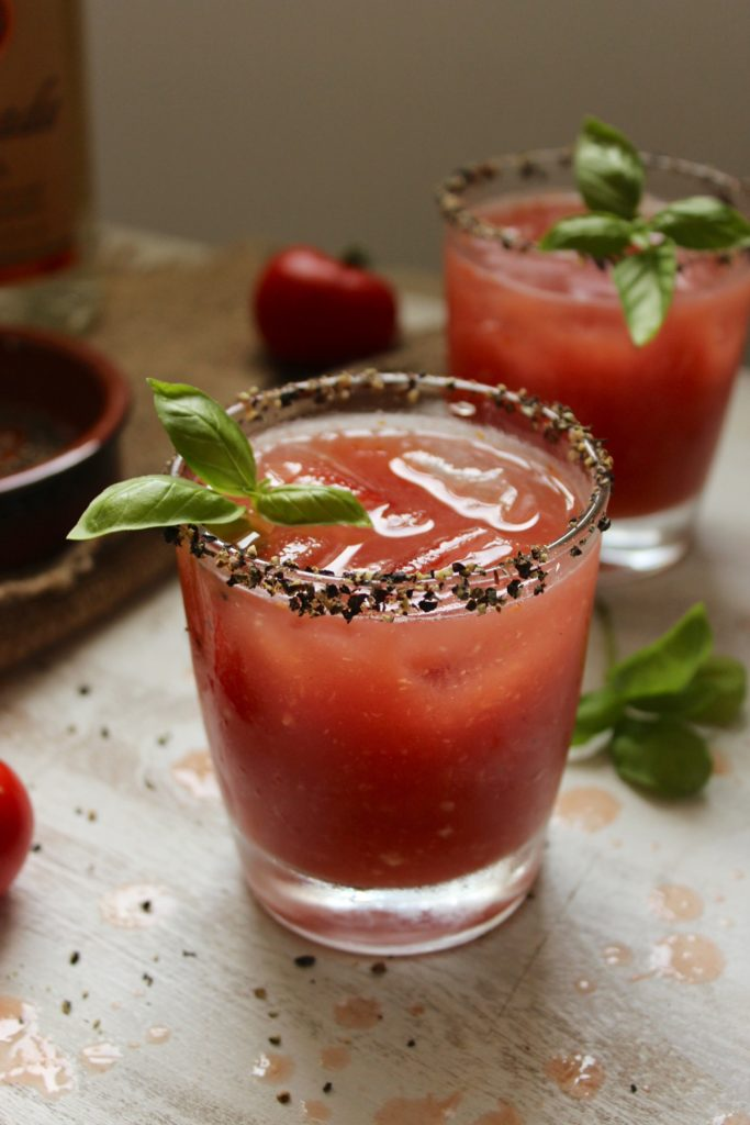 Light and Simple Bloody Marys