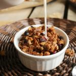 Easy Maple Cranberry Granola – The Fitchen