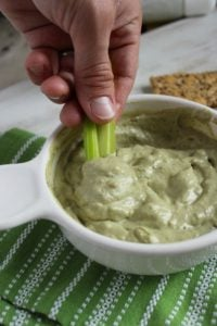 Vegan Baked Eggplant Dip – The Fitchen