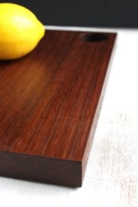 Cutting Board by Clark Cord