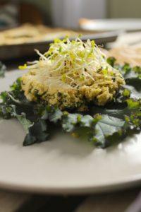 Fava Bean Veggie Burgers – The Fitchen