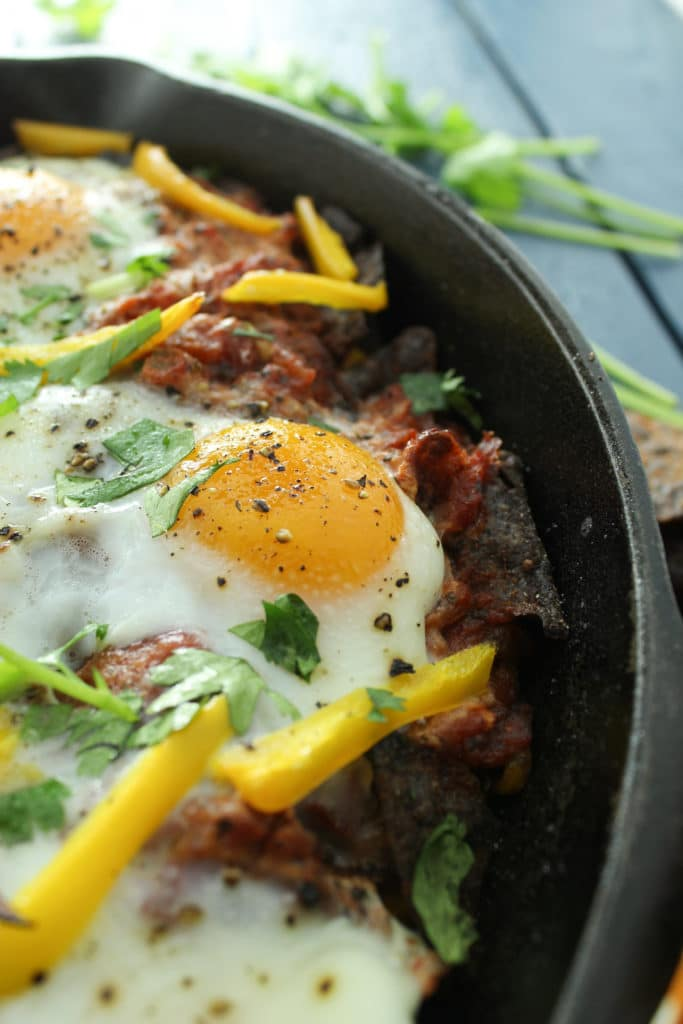 Baked Huevos Rancheros – The Fitchen