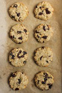 One Bowl Vegan Breakfast Cookies – The Fitchen