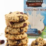 One Bowl Vegan Breakfast Cookies