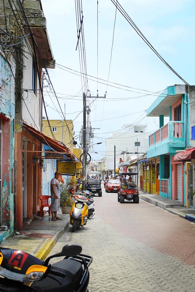 Cancun Street