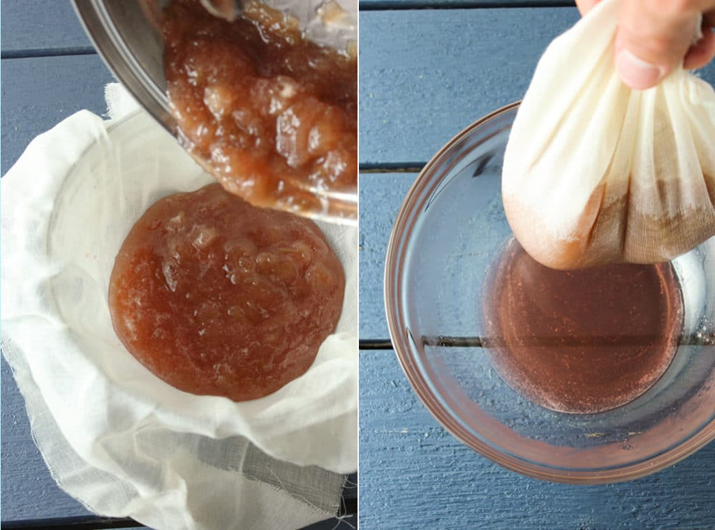 Rhubarb Simple Syrup – The Fitchen