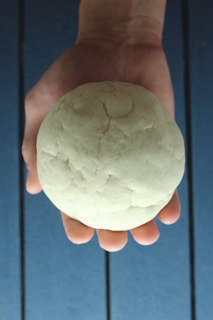 Dough Ball Hand