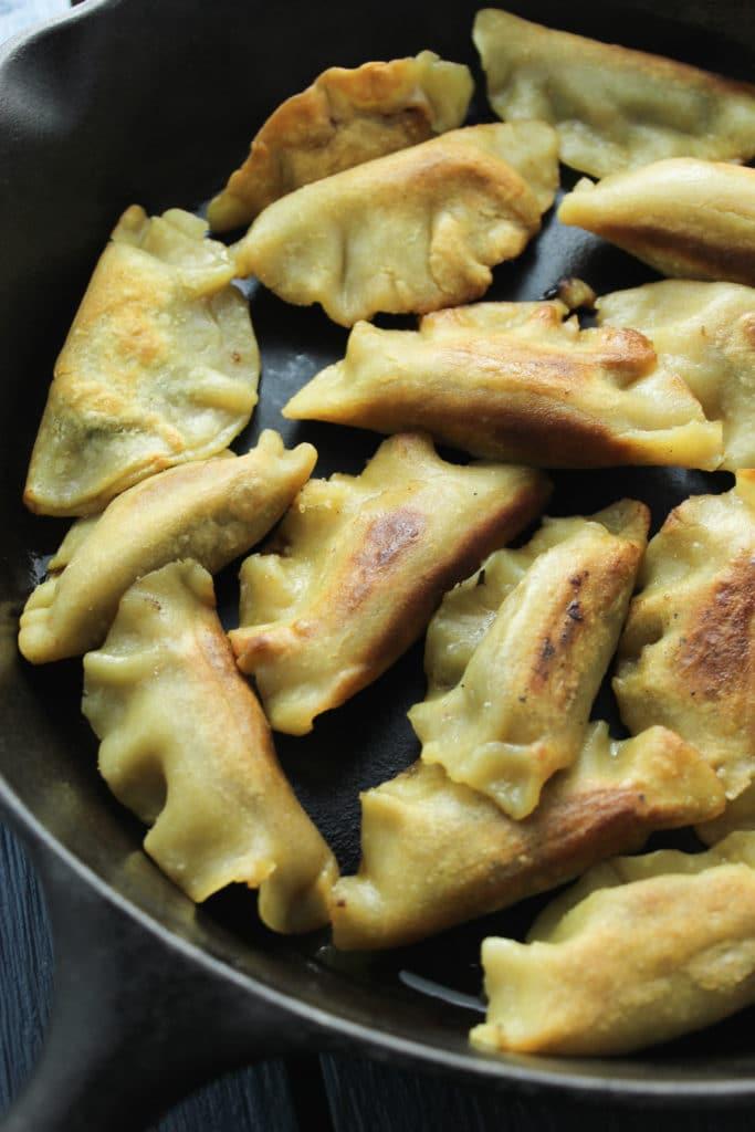Gluten Free Potstickers