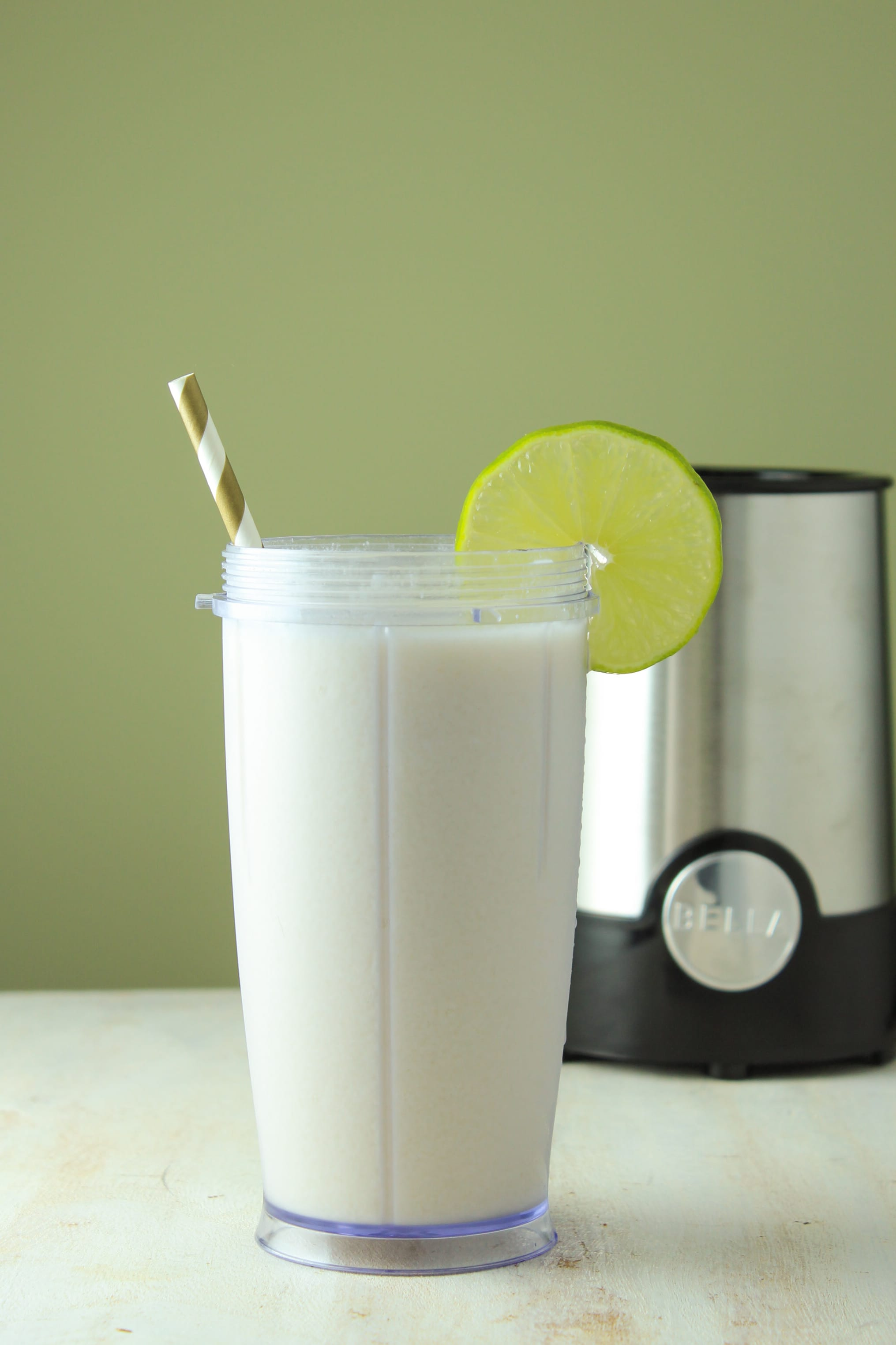 Easy Homemade Piña Coladas