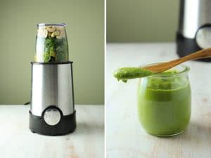 Easy Blender Pesto