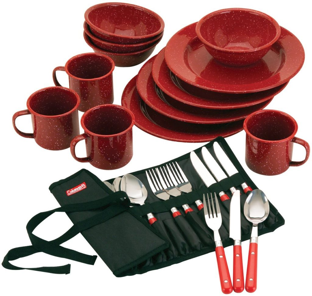 Cups Bowls Plates Knife Fork Spoon