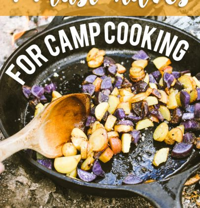 9 Must-Haves for Camp Cooking