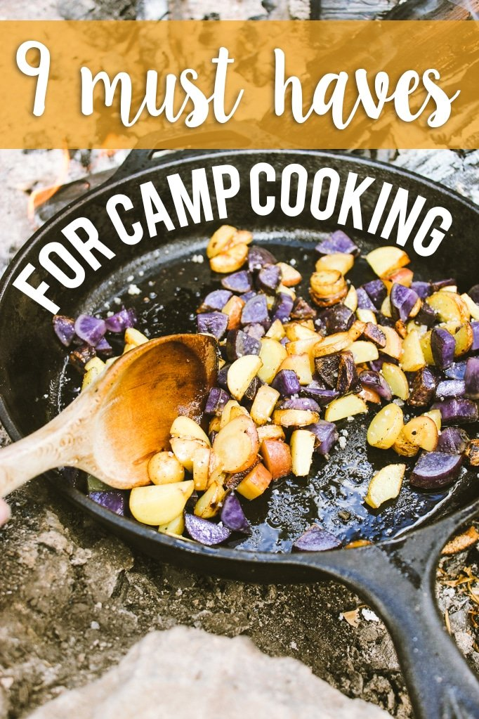 Camp Cooking Essentials