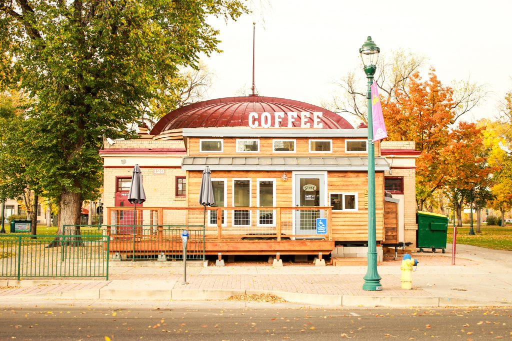 Coffe Shop Colorado Springs
