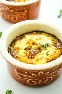 Baked Egg Casseroles – EASY make ahead breakfast casseroles. Perfect for breakfast, brunch, and meal prep.